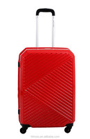2015 New Arrival New Model ABS PC Colorful Travel Trolley Luggage Bag