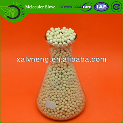 zeolite sales 13X desiccant ISO certificate hydrogenation for LPG