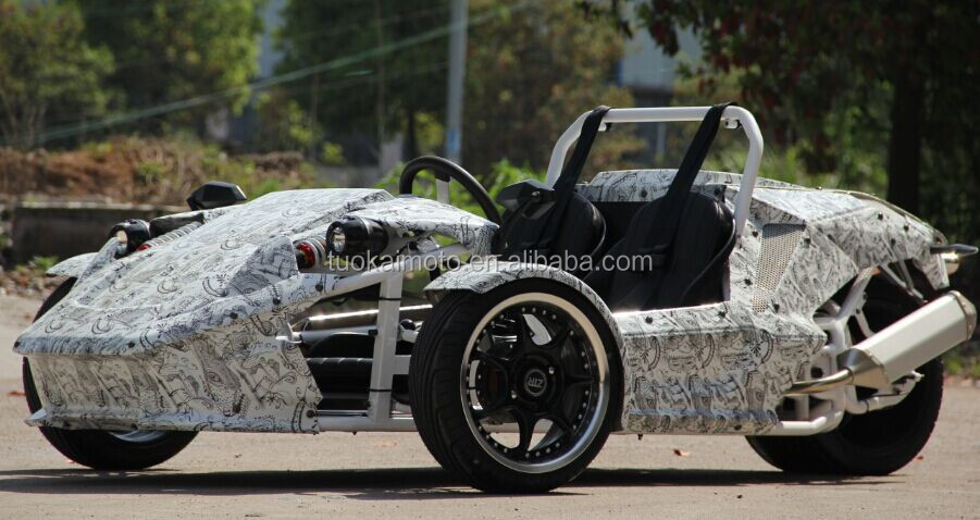 Factory Hot Sale ZTR Trike Roadster/ Roadster Trike car/Trike racing buggy250cc for Sale(TKG250E-X)