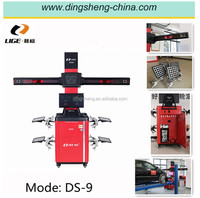 Machinery 3D Wheel Alignment 3D Wheel Aligner Camera and Castor Gauge