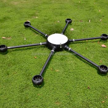 Customize carbon fiber drone uav frame for hexrcopter drone and accetp oem odm obm