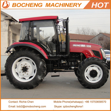 Big 120HP 4WD Farm Tractors 1204 with 6 Cylinder Engine Price For Sale