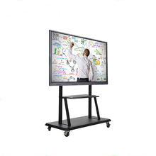 Lcd smartboard 65'' all-in-one touch screen flat panel interactive whiteboard large screen display