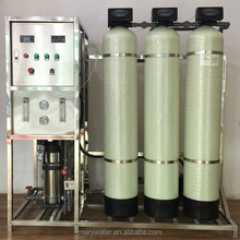 500LPH reverse osmosis mineral drinking water purification RO system / equipment/ machine