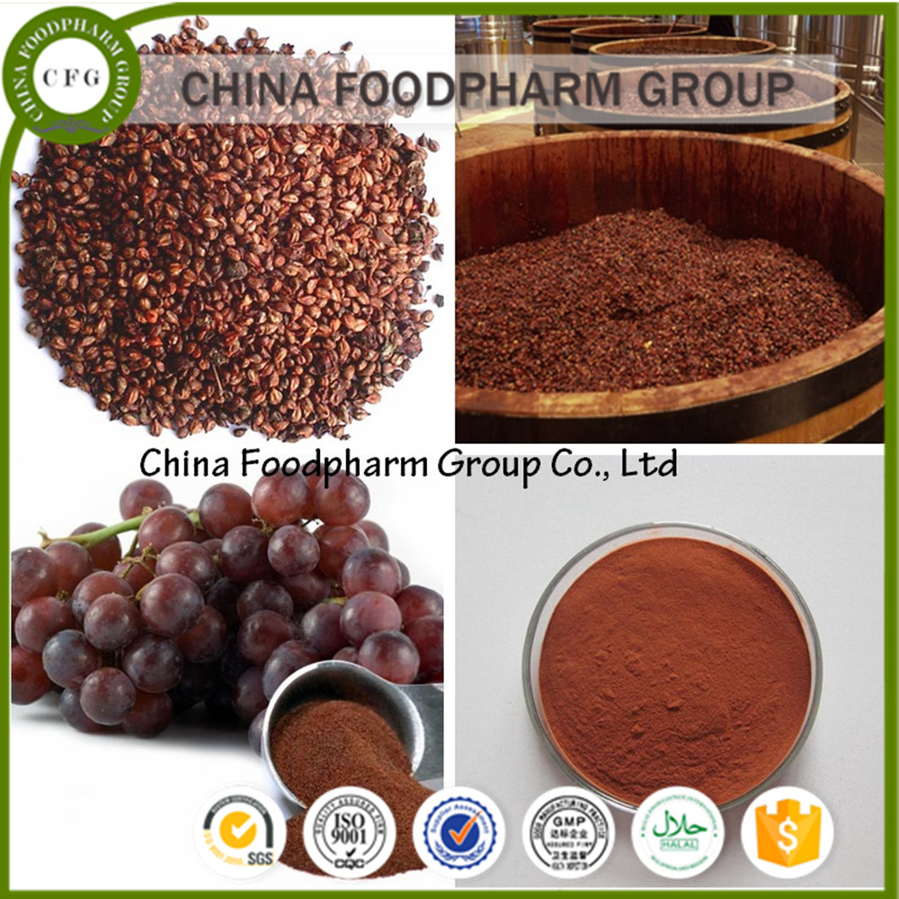 Natural antiaging Grape Seed Extract / Water soluble grape seed extract