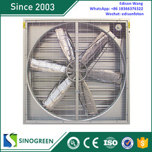 Centrifugal industrial ventilation exhaust fan for poultry house