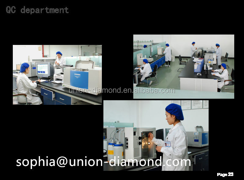 High Removal Rate Poly Diamond Slurry for Polishing Sapphire Wafer