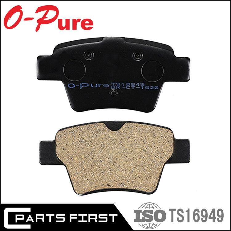 Best Price Car Parts Accessories Genuine Disc Brake Pads For Car Manufacturer TRW GDB1620 Citroen Coupe Peugeot 307