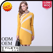 2014 Fashional designed tunic dress for ladies