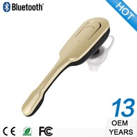 Hot sale Hands-Free Calling Bluetooth Headset for mobile phone with microphone