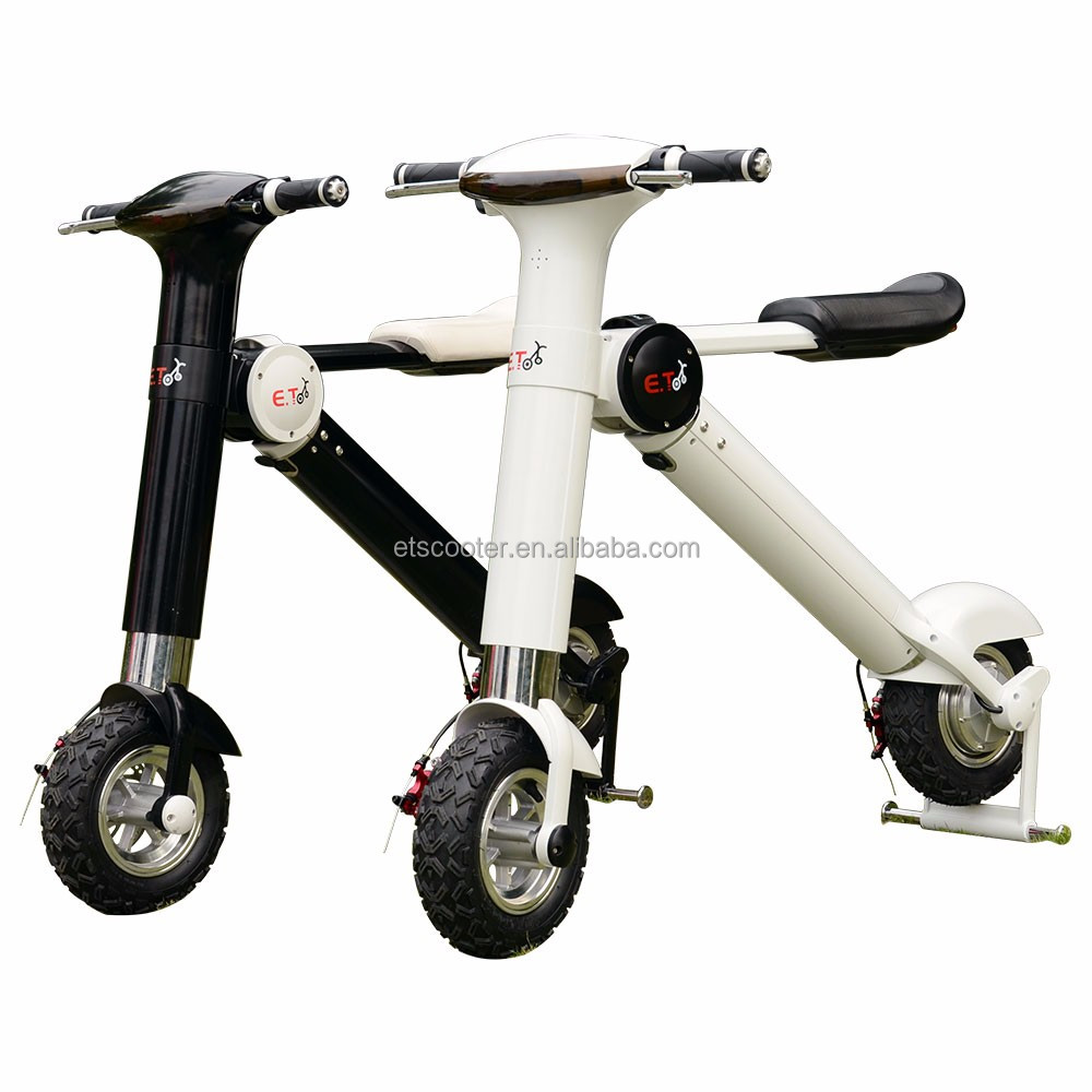 Acetech 350w 500w 2 wheels 100% aluminum alloy folding dirt bike 500cc