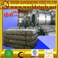 Baosteel electro galvanized steel price