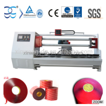 PVC Electrical Tape Masking Adhesive Tape Cutting Rewinding Machine