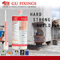 For threaded rod 650ml anchoring epoxy resin