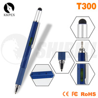 KKPEN 2015 Construction Tool Pen in Blue with level and screwdriver