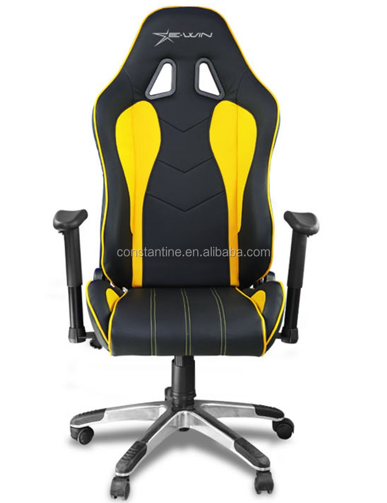 Ewin Racing Seat Office Chair Yellow Chinese Manufacturer