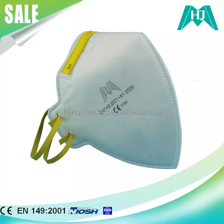 Dustproof half mask respirator for custom mouth