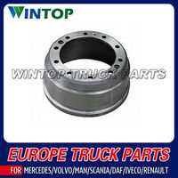 brake drum for DAF1233462