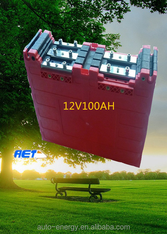 12v 200ah battery for storage and car/EV e-bike forklift battery