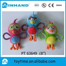 cuddly soft colorful small cute plush animal toy for sale