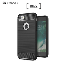 Flexible Durability TPU Defensive Shockproof Case for Apple iPhone 7