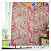 latest abstract fashion wove design printed curtain in living room/beddroom- 100% polyester