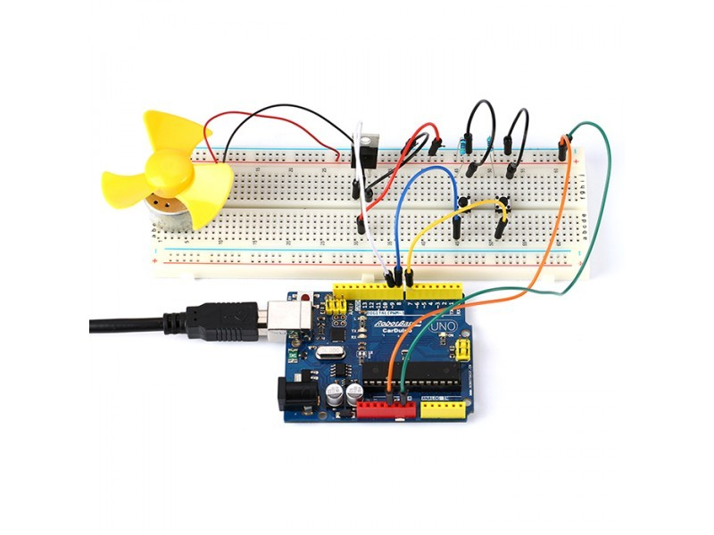 Getting Started with Arduino kit for Education Starter Kits