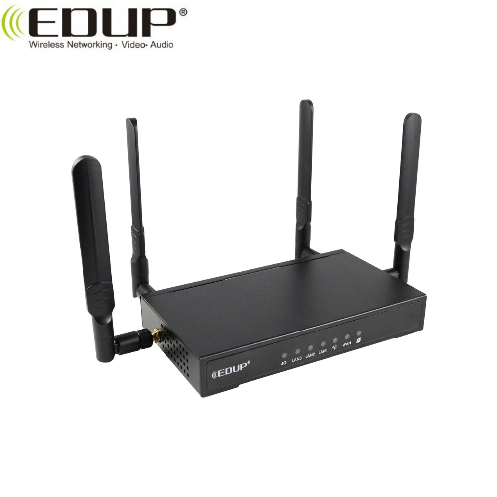 EDUP AZ800 industrial 4g router good quality 4g lte router with sim card slot