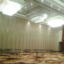 Acoustic Folding Door Partition for Banquet Hall