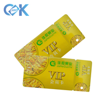 Wholesale printing membership PVC combo <strong>Card</strong> with best price~