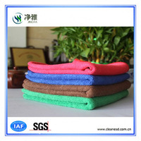size and color can be customized soft lint free floor cloth
