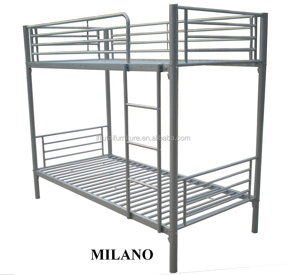 Iron Steel Double Bunk Beds Military Metal Bunk Beds Buy