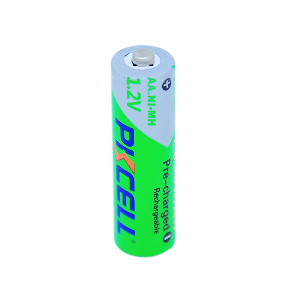 2017 Hot Sale AAA AA C D 9V Ni-MH Precharged Low Self Discharge Battery