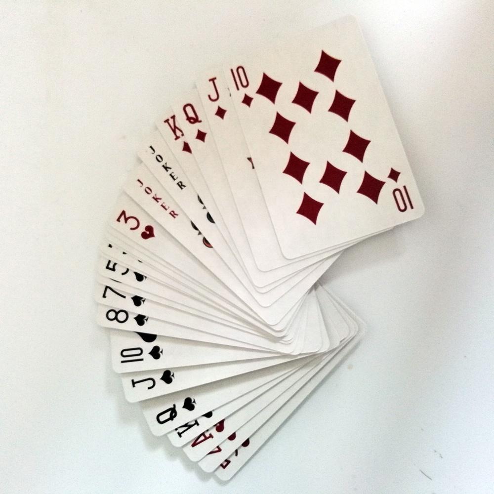 игральные карты в казино