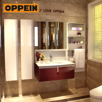 Oppein Factory Direct Fancy Style Selections Bathroom Vanities