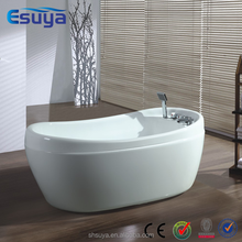 Luxury bath freestanding skirted bathtub for soaking