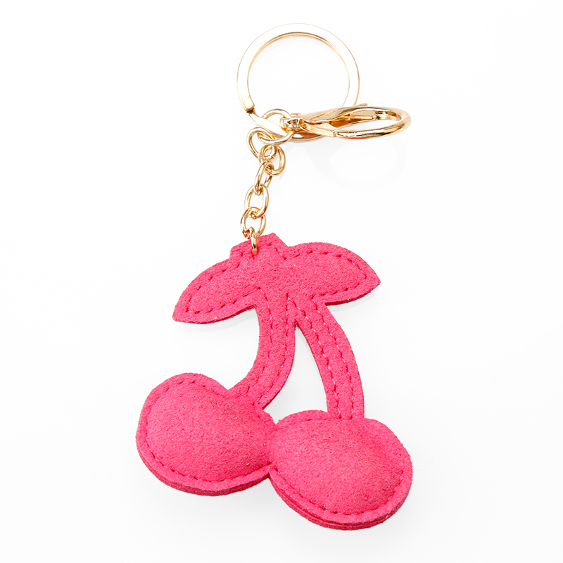 customized rhinestone promotional gifts charms key holder crystal keychain