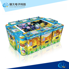 Classical style IGS ocean king series of The Bomb Shark arcade gambling fishing game machine for casino