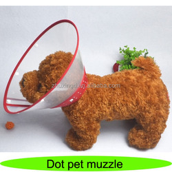 Pet care dogs, health care products, cute dot pet muzzle