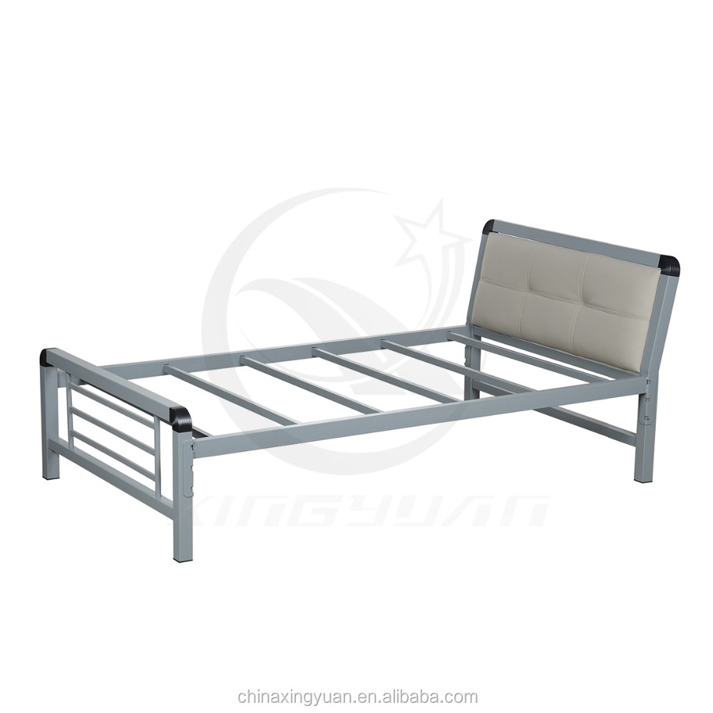 Cheapest metal full size bed frame for sale buy single Full bed frames