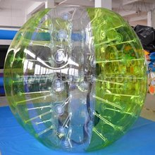 Most popular cheap inflatable bubble ball for sale TB040