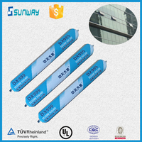 neutral silicone sealant for window ,silicone sealant for glass joint