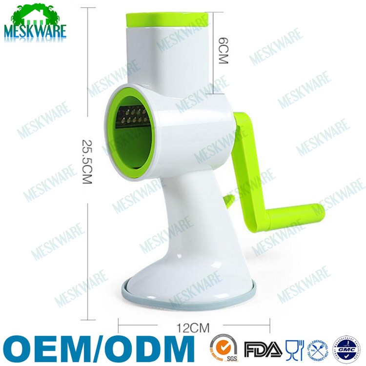 2017 New design premium quality vegetable cutter, vegetable slicer and chopper, electric slicer electric grater vegetable grater