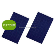 TIANXIANG best service 250w poly solar modules pv panel 250w