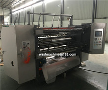 Full automatic New Plastic Film /Tape/ Fabric Slitting Rewinding Machine