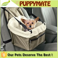 Wholesale High Quality Unique Pet Car Carriers / Dog Car Seat Protector / Pet Car Bag