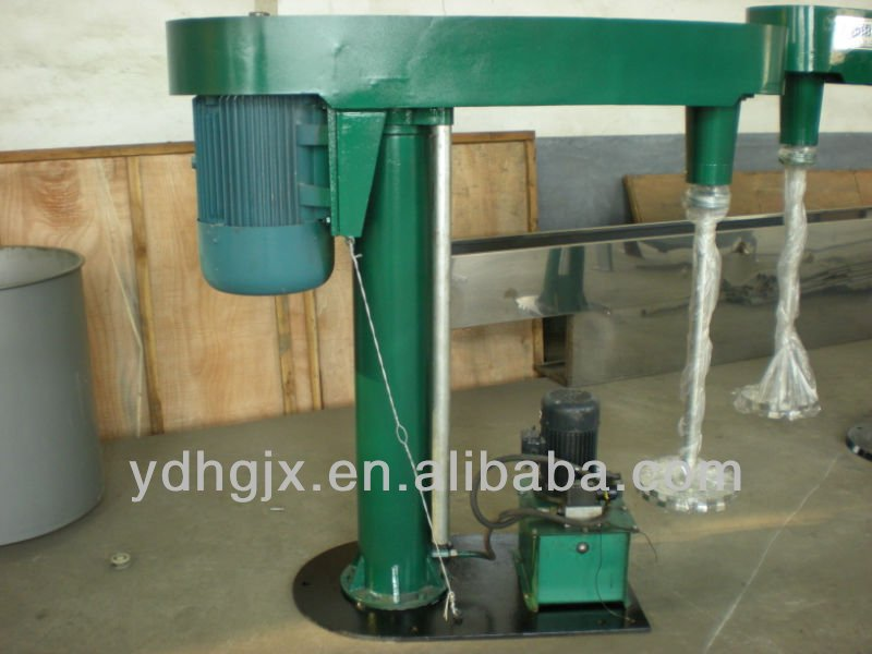 hot sale High speed disperser for silicone sealant