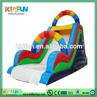 Top grade most popular giant inflatable dragon slide for fun