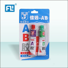 Acrylic AB adhesive waterproof glue for abs plastic factory manufacture