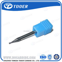 Roughing end mills cutter /carbide ball end mill / solid carbide end mill